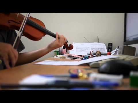 Fox Rain 여우비 My Girlfriend is a Nine-Tailed Fox (Violin)