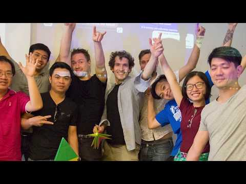 Accelerating innovation with Torch at Start Coworking Campus in Saigon, Vietnam HD
