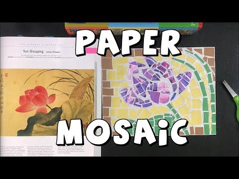 How to Create a Paper Mosaic