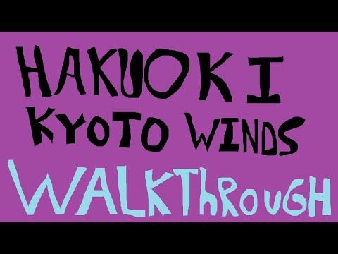 Hakuoki Kyoto Winds EP:1 |