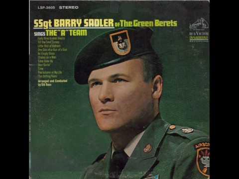 SSgt Barry Sadler