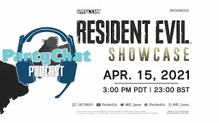 PartyChat Reacts To RESIDENT EVIL APRIL SHOWCASE #RESHOWCASE