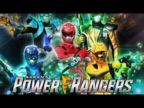 POWER RANGERS BEAST MORPHER!! EPISODES 1