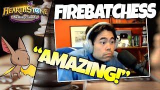 Hikaru Said Firebat is AMAZING at Chess! - Round 1 Twitch Rivals