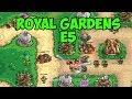 Kingdom Rush Origins E5- Royal Gardens - Veteran 3 Stars (Steam)