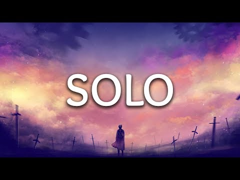 JENNIE ‒ SOLO (Lyrics)