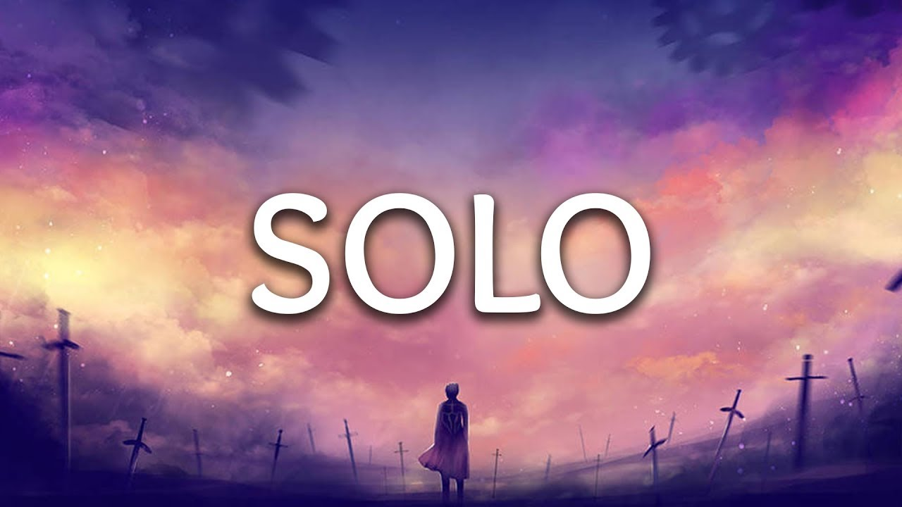 Solo: JENNIE ‒ SOLO (Lyrics)