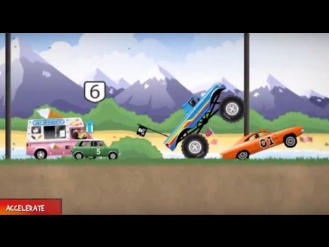 Развивающие мультфильмы про машинки. Самые крутые гонки на машинах. Игры Гонки и Трасса