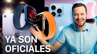 Resumen evento Apple: iPhone 13, Apple Watch Series 7 y nuevos iPad