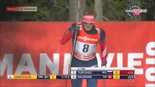 Лыжные гонки Мужчины 10 км Классический стиль 7 01 2015 Кубок мира Тур де Ски Этап в Тобла