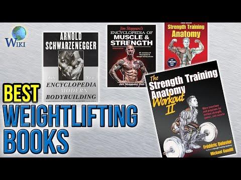 10 Best Weightlifting Books 2017