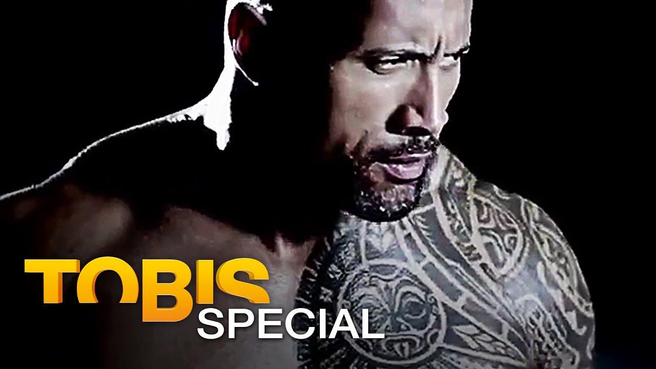 The Rock Verrät Das Geheimnis Seiner Tattoos Youtube