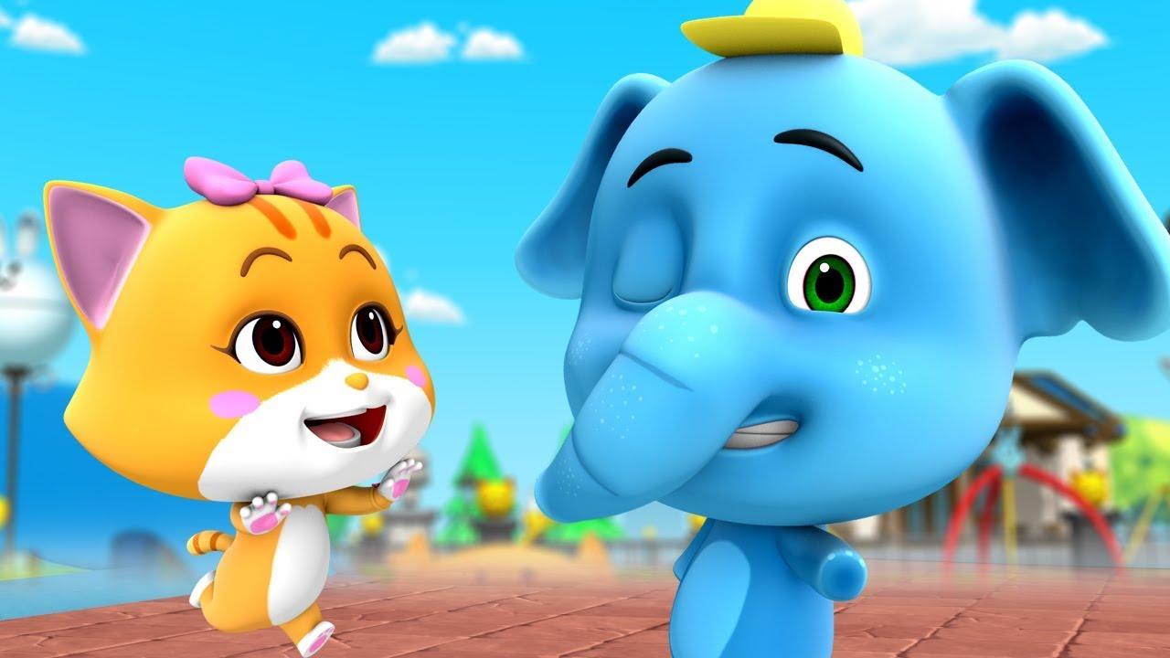 insomnia | video anak-anak | kartun yang menyenangkan | Loco Nuts Video | Cartoon Show