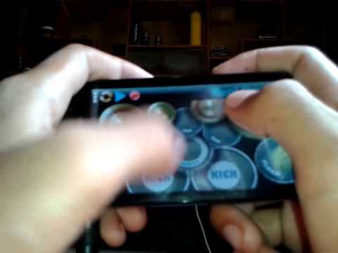 ST12_PUSPA real drum android