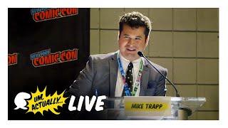 Um Actually LIVE! @ Comic Con (NY)