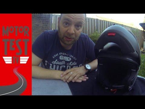 Schuberth C3  Basic Helm / review #1 / Motor Test TV