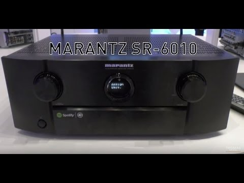 marantz av receiver sr6010 thomas electronic online shop youtube. Black Bedroom Furniture Sets. Home Design Ideas