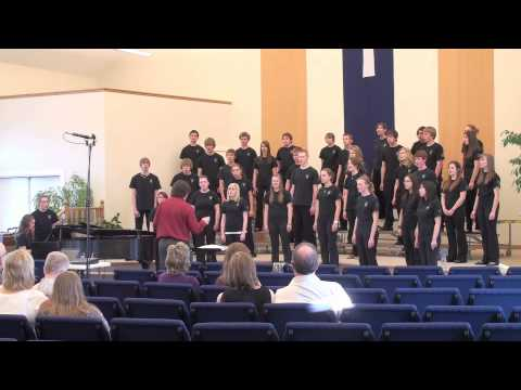 RJC Chorale - The Storm Is Passing Over