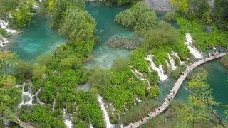 Vacances en Croatie - photos + videos - Zadar - Plitvice - îles - Cascades