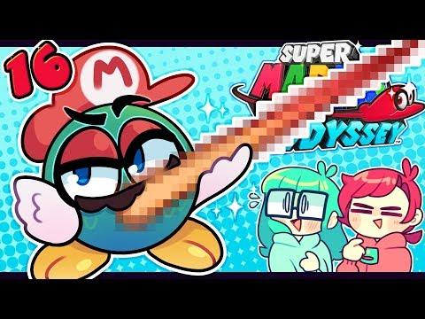 Mario Odyssey / THAT BEAK / Jaltoid Games