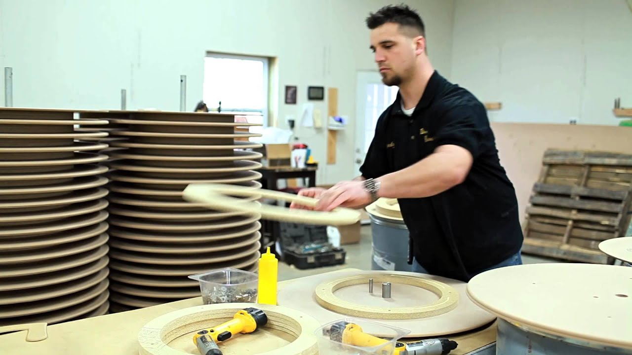 Diverse Woodworking Business Overview - YouTube