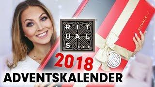 RITUALS ADVENTSKALENDER 2018  - AUSPACKEN + TESTEN! deutsch
