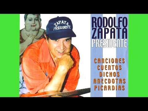 Rodolfo Zapata - La pajarito negro / Alegria a la vida /  Dale que va │ Cd Presidente