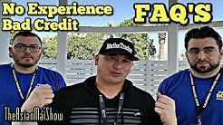Financing A Semi Truck With Bad Credit