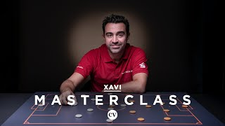 Xavi • Playing style, tactics in and out of possession at Al Sadd SC • Masterclass