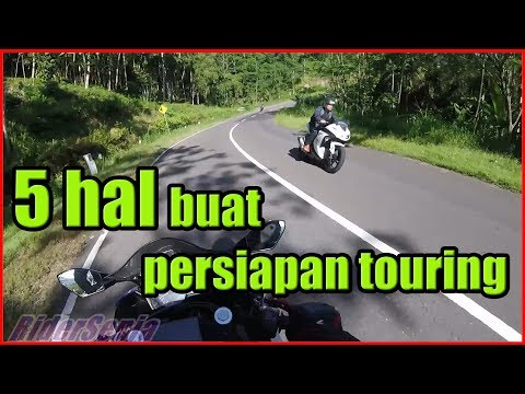 5 Hal Untuk Persiapan Touring | Touring Pacitan Part 2 a