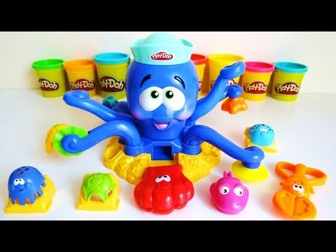 Thumbnail: Play-Doh Octopus Ocean Playset Unboxing