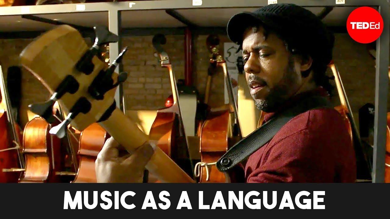 Music as a language - Victor Wooten
