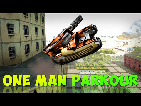 Thumbnail: Tanki Online - OMP ( One Man Parkour ) Montage #1 By Gold-Mans