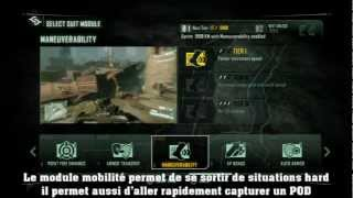 Crysis 3 Béta / Multiplayer / Crash Site / Museum / Gameplay / PS3 / Tips / conseils /  HD 720p