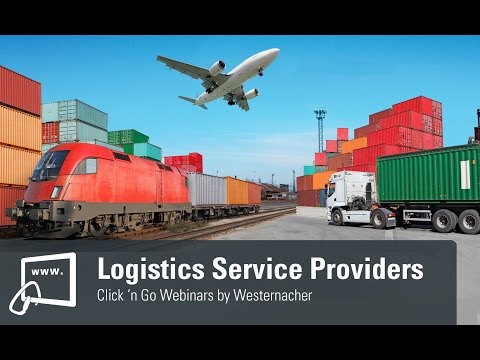 Westernacher Webinar: SAP EWM for Logistics Service Providers | 05.12.2013