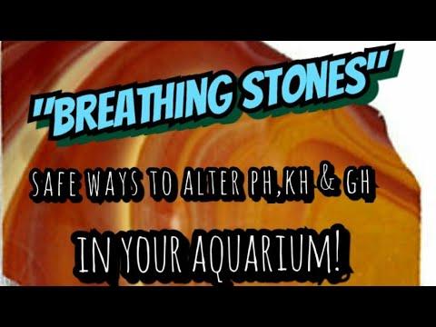 Can a Stone Breath? Why they call it Wonderstone Aka Rhyolite - the rock that effects - kh gh & ph