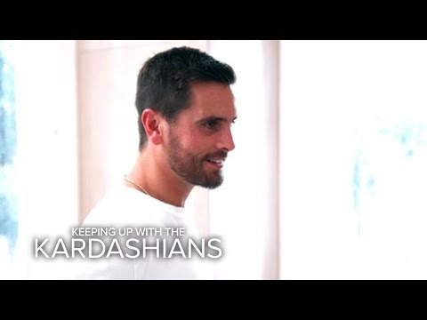 KUWTK | Did Scott Disick Not Know Kim Kardashian Is Expecting Baby No. 3?! | E!
