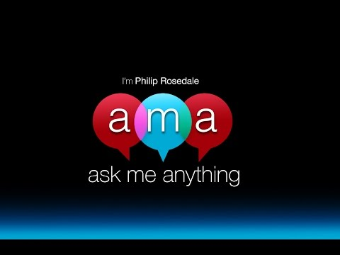 Live AMA with Philip Rosedale
