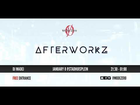DJ Madej  urbankiz set  Afterworkz Rotterdam 2019