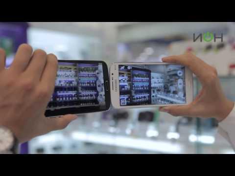 Сравнение Samsung Galaxy Mega 6.3 и Samsung Galaxy Mega 5.8 Duos
