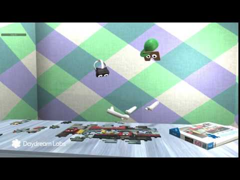 Daydream Labs: Puzzle