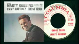 MARTY ROBBINS - Ghost Train (1961)