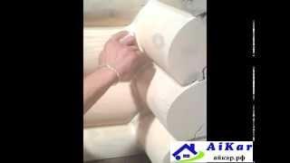 АйКар Герметизация герметиком Remmers Acryl 100(Компания «AiKar» предлагает весь цикл услуг по защите вашего загородного дома. На протяжении пяти лет работы..., 2015-04-07T14:49:02.000Z)