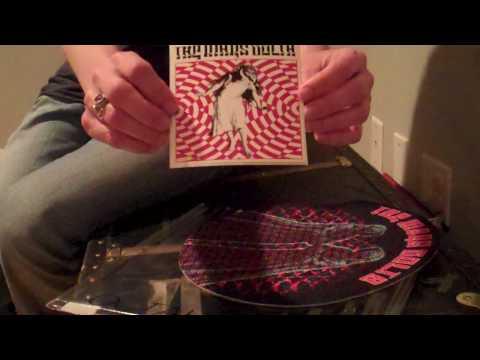 Mars Volta- Octahedron Vinyl Unboxing