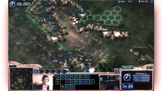 Unorthodox Combat w/ Grubby - Starcraft 2 EonShiKeno