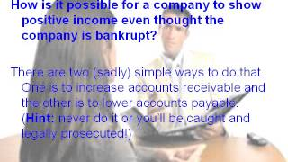 Financial accountant interview questions