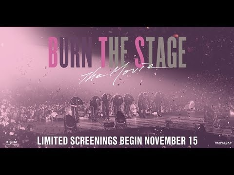 Catch BTS' 'Burn The Stage: The Movie' In A Cineplex Near You