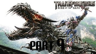 Transformers: Rise of the Dark Spark - Gameplay Walkthrough - Part 9 - Grimlock