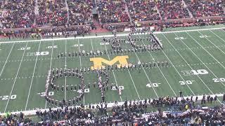 Pregame - Ohio State at Michigan (Nov. 30, 2019)