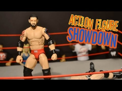Sheamus vs. Bad News Barrett - Action Figure Showdown (mbg1211)